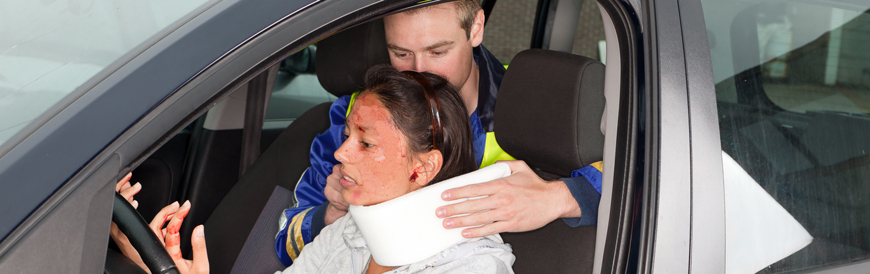 Auto Accident Chiropractors in Huntington