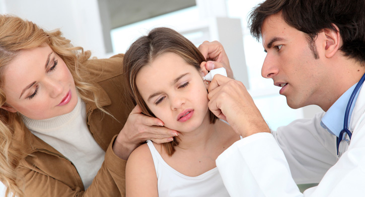 Huntington Ear Infection Relief