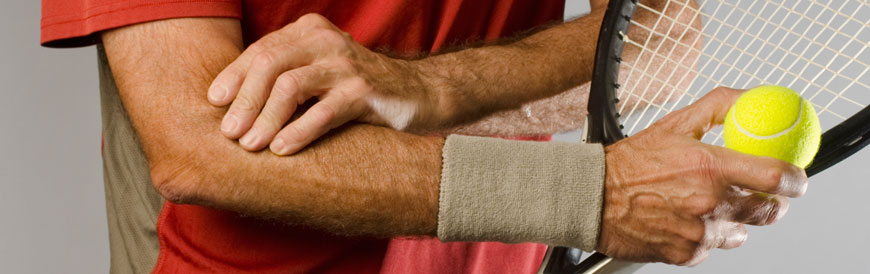 Tennis Elbow Treatment in Huntington