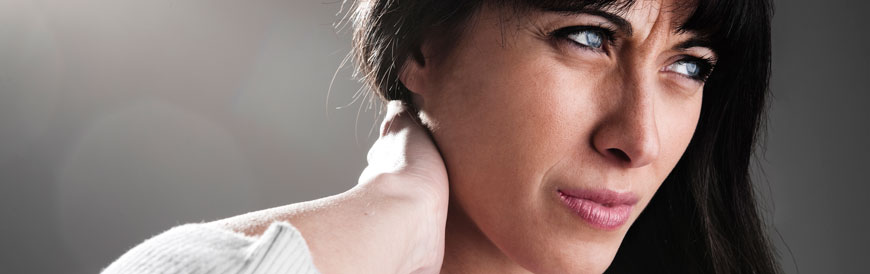 Upper Back and Neck Pain Treatment in Huntington